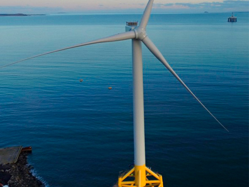 Portugal Twinning for an Offshore Wind Energy Partnership